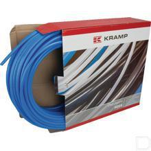 PA 12 slang 6x4mm 50m blauw productfoto