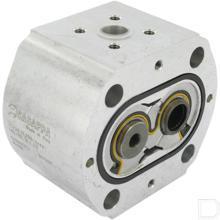 Dubbelpomp PLP20 11cc B uitvoering productfoto