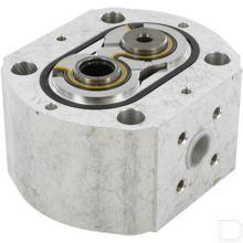 Dubbelpomp PLP20 6cc B uitvoering productfoto