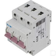 Installatieautomaat C32 karakteristiek 3-polig 32A 6kA PLS6 productfoto