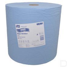 Papier Wiper 430 Blue/blauw 37cm 340m productfoto