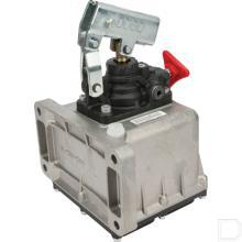 Handpomp type PMS enkelwerkend 25cc met tank 2liter productfoto