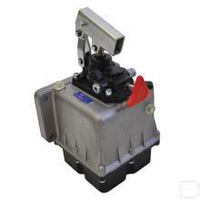 Handpomp type PMS enkelwerkend 25cc met tank 3liter productfoto