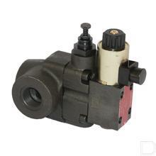 "Drukregelventiel NO C 3/4"" 24VDC 250l/min 350bar productfoto"