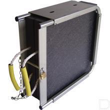 Stempelplatenbox met platen 400x400x50mm 12000kg productfoto