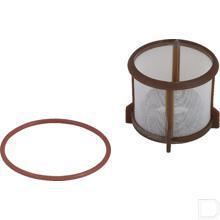 Brandstoffilter metaalvrij Ø50mm H=41mm productfoto