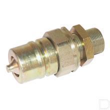 Snelkoppeling mannelijk 1/2 M16x1,5 10L schot productfoto