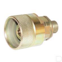 Snelkoppeling mannelijk 3/8BSP productfoto