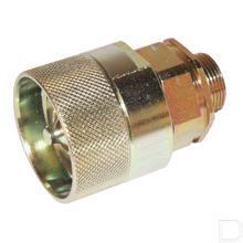 Snelkoppeling mannelijk M18 10S productfoto