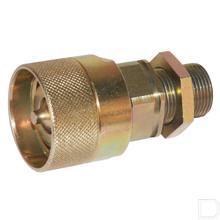 Snelkoppeling mannelijk schot M22 15L productfoto