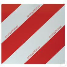 Markeringsbord België 423x423mm dubbelzijdig  productfoto