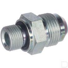 Adapter, 7/8 JIC x 3/8 BSP productfoto