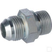Adapter,1-1/16 JIC x 3/4 BSP productfoto