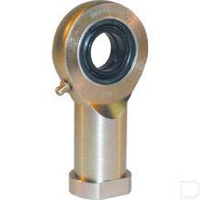 Stangkop 6mm binnendraad M6x1 links productfoto