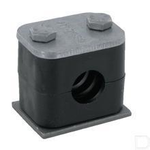 Pijpklem compleet 16mm 5stuks productfoto
