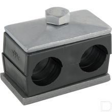 Pijpklem compleet 18x18mm 1stuks productfoto