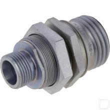 Snelkoppeling vrouwelijk hydrauliek 16S productfoto