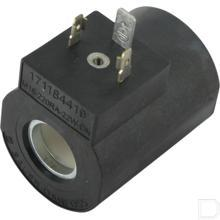 Spoel M16 Ø44,5mm 50,2mm lang 230V AC 22W productfoto