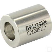 """Pershuls 3/8"""" DN10 2ST-4SP-RVS316 productfoto"""
