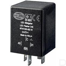 Knipperrelais LED 4-polig 24V productfoto