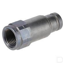 Snelkoppeling mannelijk IN 3/8x1/2BSP productfoto
