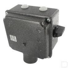 Hand ster-driehoekschakelaar 10kW 22.5A productfoto