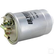 Brandstoffilter Ø8x86mm H=169mm productfoto