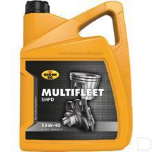 Motorolie Multifleet 15W40 5L productfoto