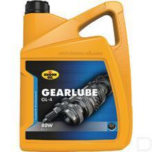Transmissieolie Gearlube hypoid GL4 80W 5L productfoto