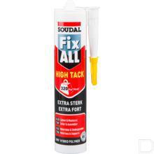 Lijmkit Fix-all High Tack 290ml bruin productfoto