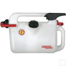 Jerrycan brandstof Rapidon 6L productfoto