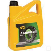 Motorolie Agridiesel MSP 15W40 5L productfoto