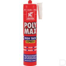 POLY MAX Express wit 435g productfoto