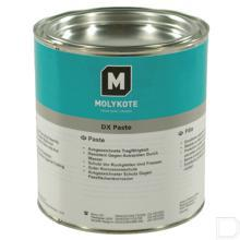Smeervet Molykote DX pasta wit 1kg productfoto