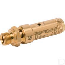 "Veiligheidsventiel 1/4""CE 8 bar productfoto"