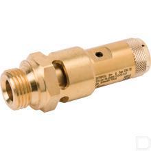 "Veiligheidsventiel 1/2""CE 6 bar productfoto"