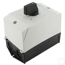 Sterdriehoekschakelaar Contacten: 8 20A, Frontplaat: 0-Y-D, 60°, vast, Opbouw productfoto