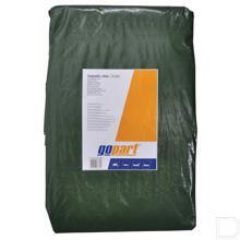 Dekkleed olijfgroen 15x10m productfoto