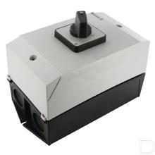 Sterdriehoekschakelaar Contacten: 8 32A, Frontplaat: 0-Y-D, 60°, vast, Opbouw productfoto