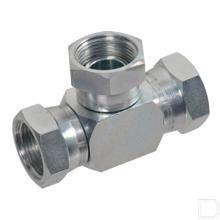 T-koppeling F 3/8 BSP productfoto
