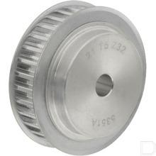 Tandriemschijf T10 Ø51mm 15 tands productfoto