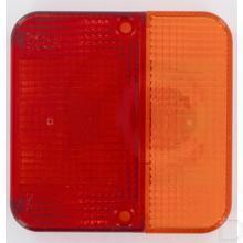 Lampglas vierkant passend voor verlichtingsbalk TOR4501 productfoto