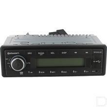 Radio 24V 188x58,5x130mm productfoto