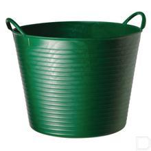 Tubtrugs H33-Ø45cm 42liter groen productfoto