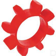 Hadeflex TX-ster rood TX2898 productfoto