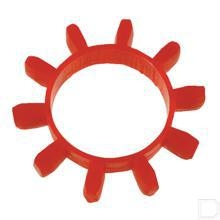 Hadeflex TX-ster rood TX7598 productfoto