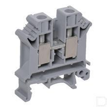 Aansluitklem 0,5-16mm² 10,2mm, grijs productfoto