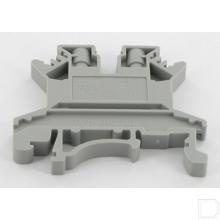 Aansluitklem 0,14-1,5mm² 4,2mm, grijs productfoto