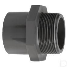 "Nippel PVC 50/63mm x 1.1/2"" productfoto"