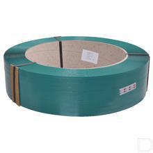 Omsnoerband PET 15,5x0,6mm rol 2100meter productfoto